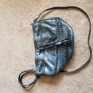 Cute small black purse